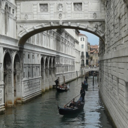 I was here: Venice and All That Jazz