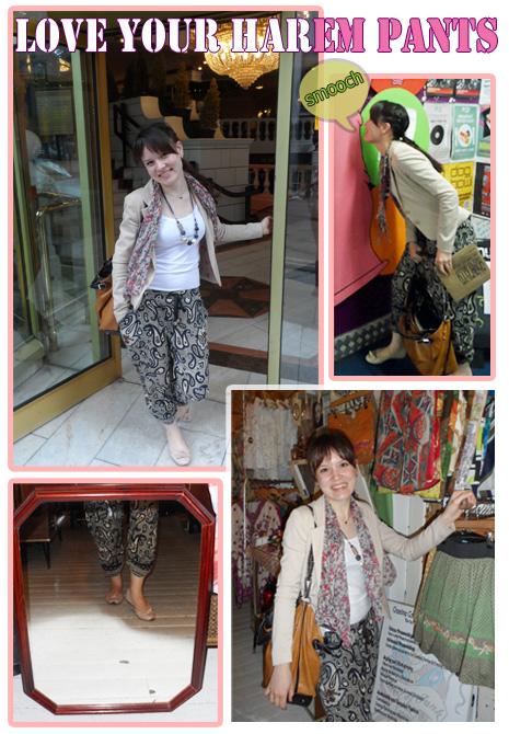 Love Your Harem Pants