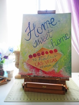 Wordless Wednesday: Home, sweet home…
