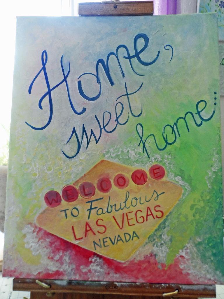 Home, sweet home 3