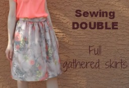 Into the summer – sewing DOUBLE!