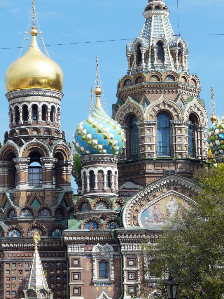 Monumental St Petersburg