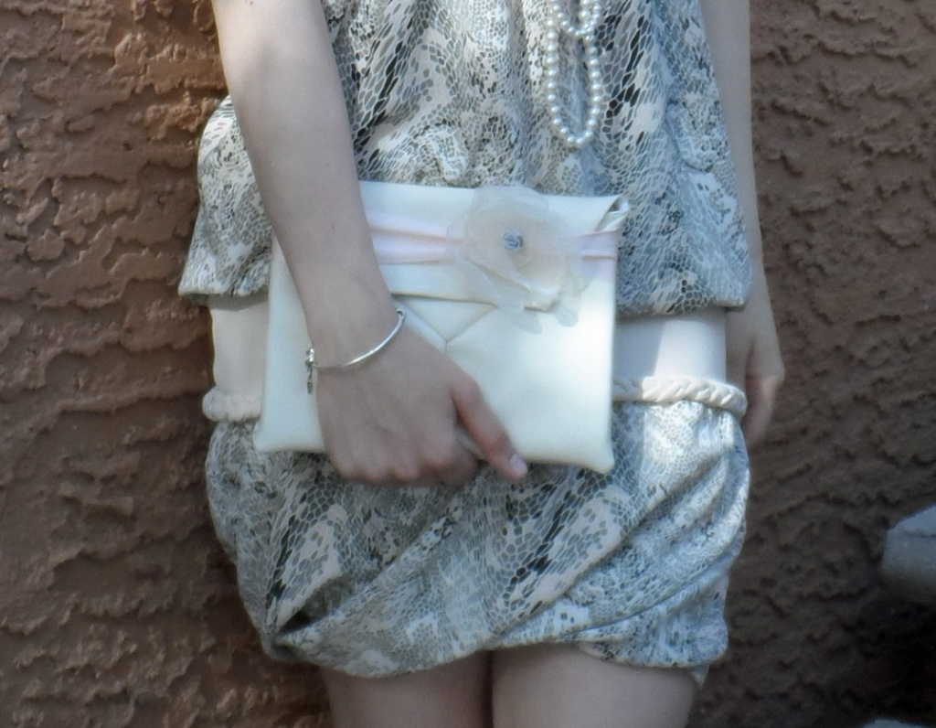 Summer dress clutch 9