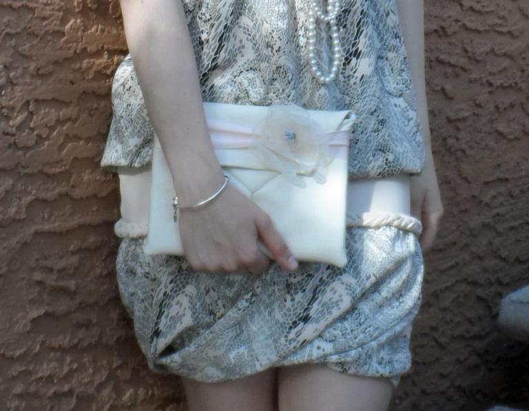 Summer dress clutch 9