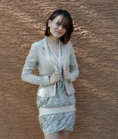 Summer dress w jacket 4