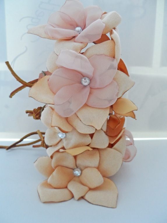 Flower bracelets 1