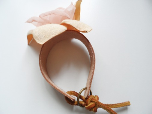 Flower bracelets 4