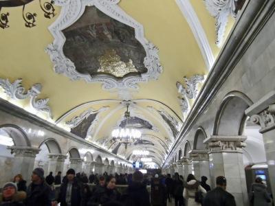 Moscow's metro 2