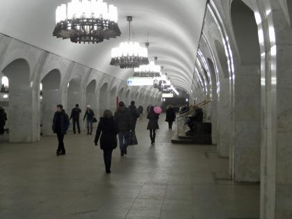 Moscow's metro 6