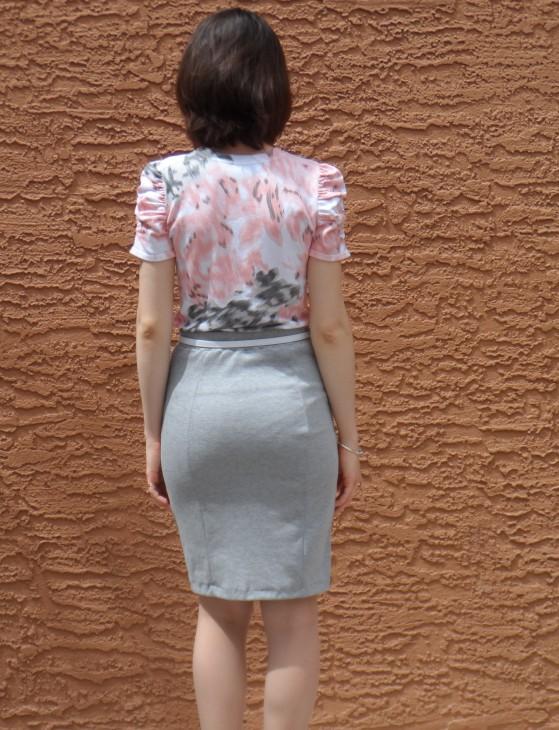 Ruffled skirt 3