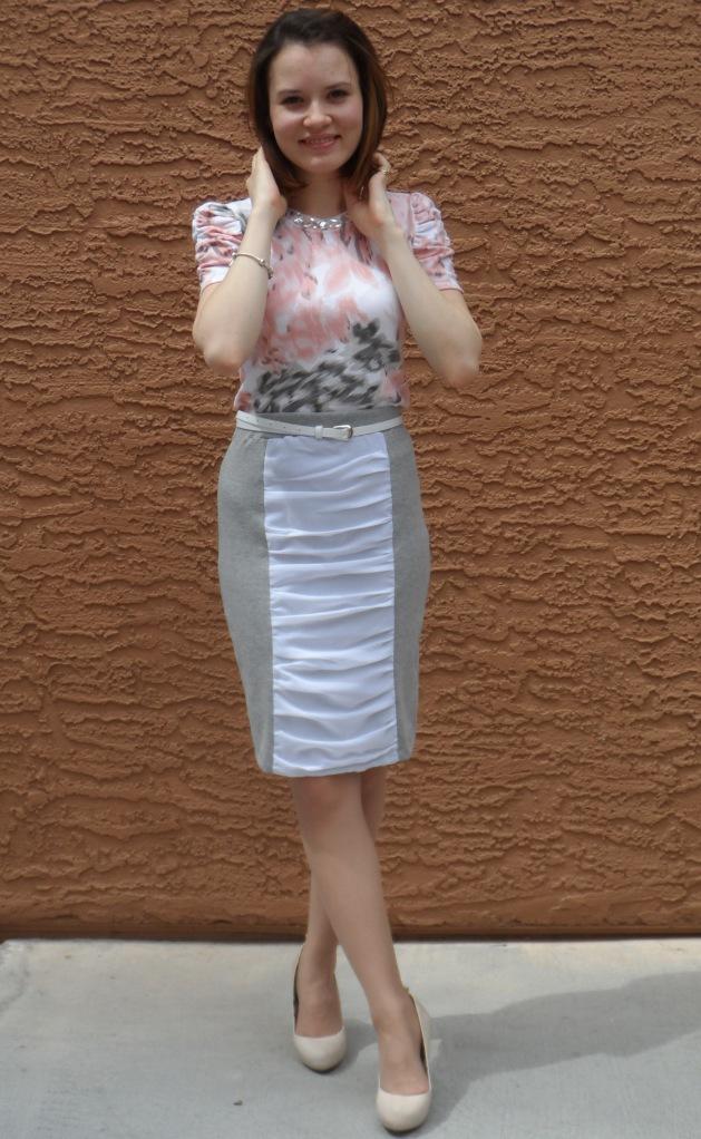 Ruffled skirt 5