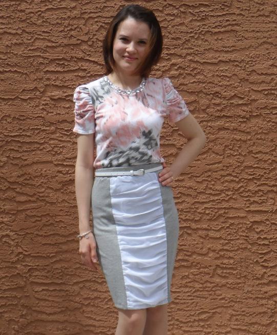 Ruffled skirt 7