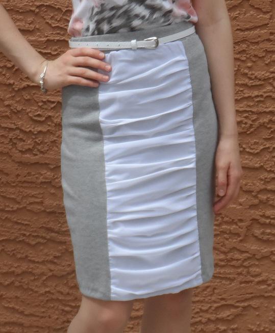 Ruffled skirt 8