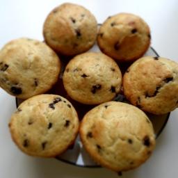 Baking: Morning treats!