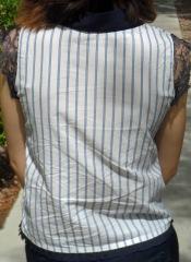 Men's shirt refashion 3