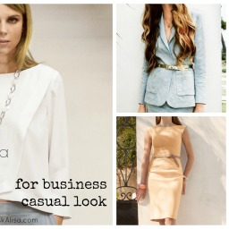 "My Sewing ""to do"" list – 5 perfect Burda Style patterns for Business casual look"