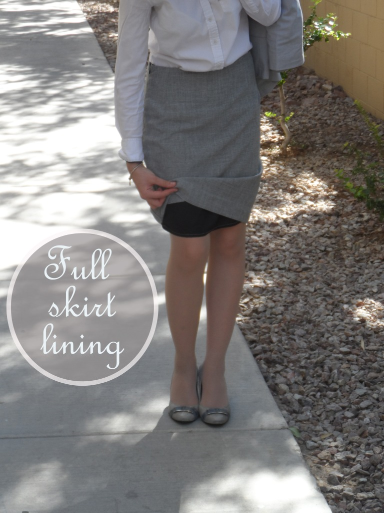 Sewing business casual 1