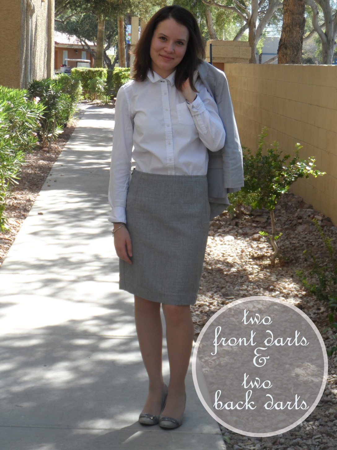 Sewing business casual - 2