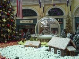 Wordless Wednesday: Christmas in Las Vegas