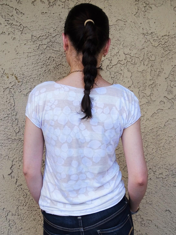 DIY Tshirt from GoAskAlisa BACK