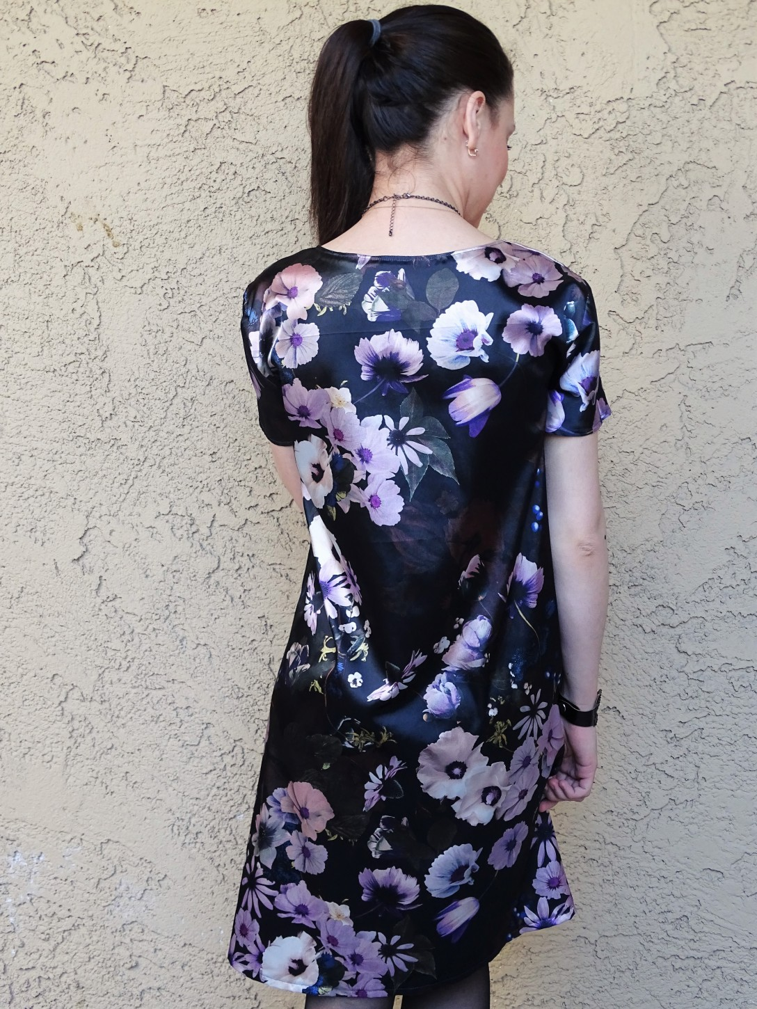 floral shift dress mmmay16 back