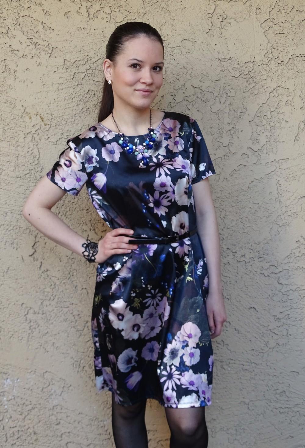 floral shift dress mmmay16