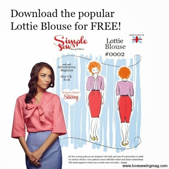 lottie2bblouse